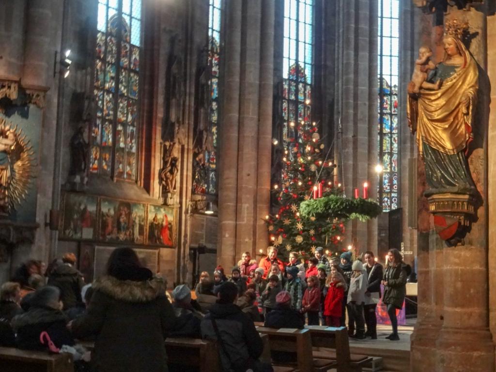 церковь святого себальда нюрнберг