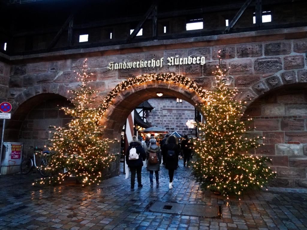 нюрнберг ворота