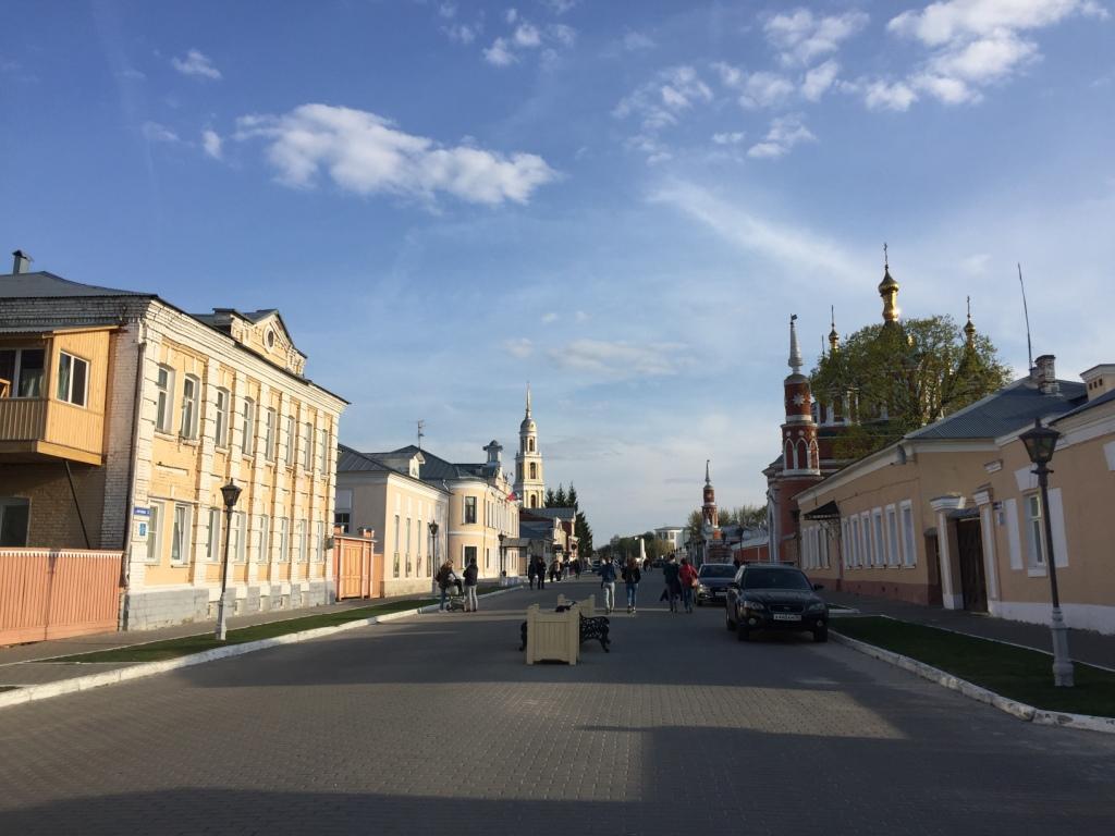 коломна улица лажечникова
