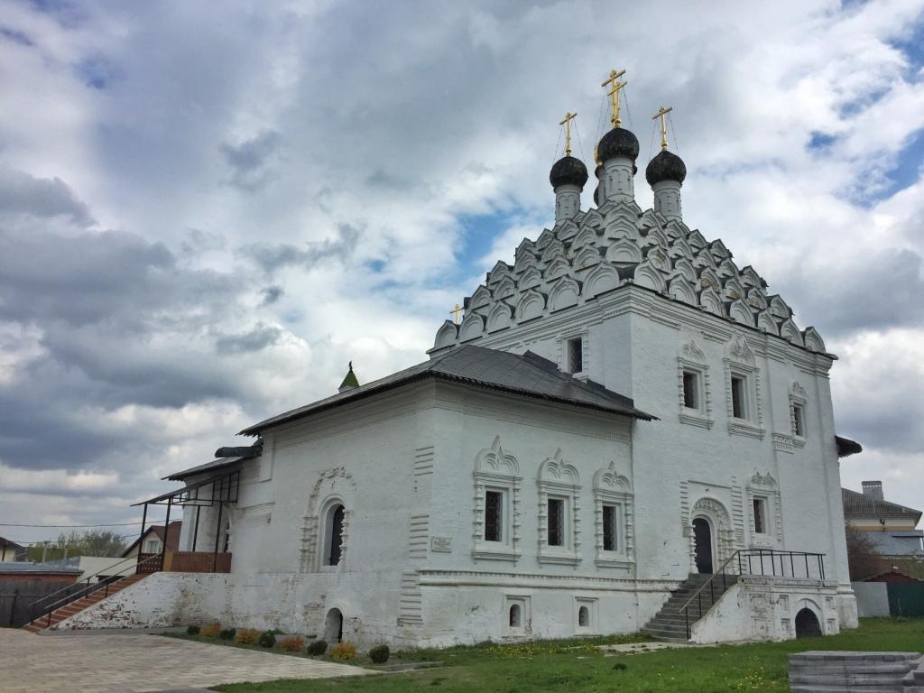церковь никола на посаде в Коломне