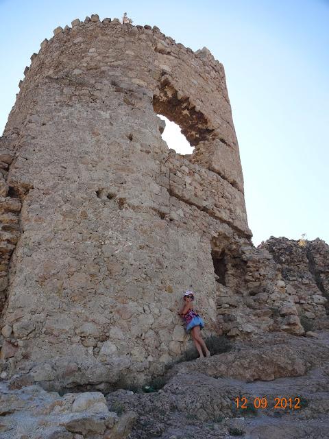 крепость чембало крым