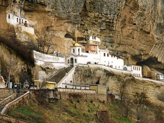 бахчисарай Свято-Успенский мужской монастырь