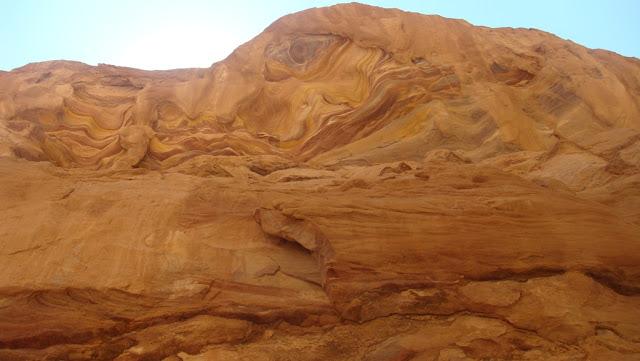 Цветной каньон. Дахаб.
