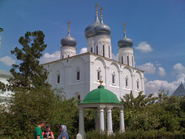 Свято-Троице-Макарьево-Желтоводский монастырь