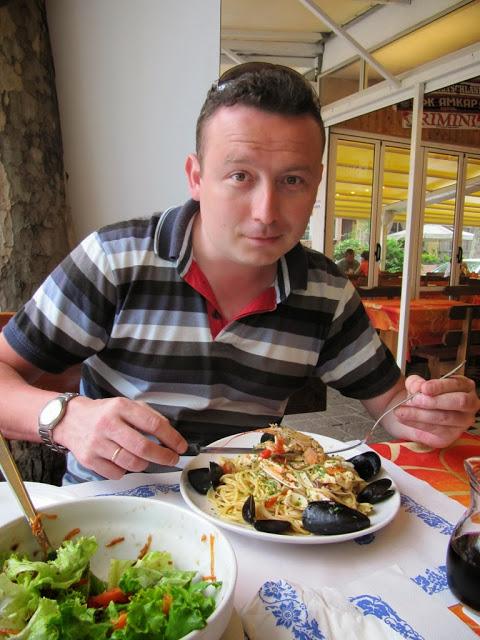 Еда в Римини
