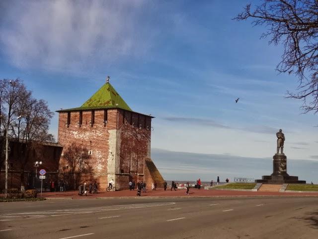 Георгиевская башня