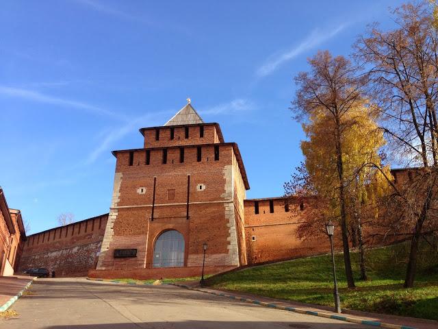 Ивановская башня