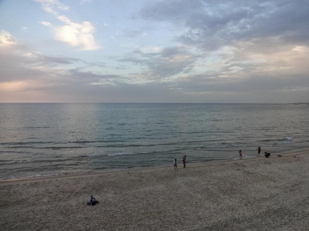 средиземное море израиль