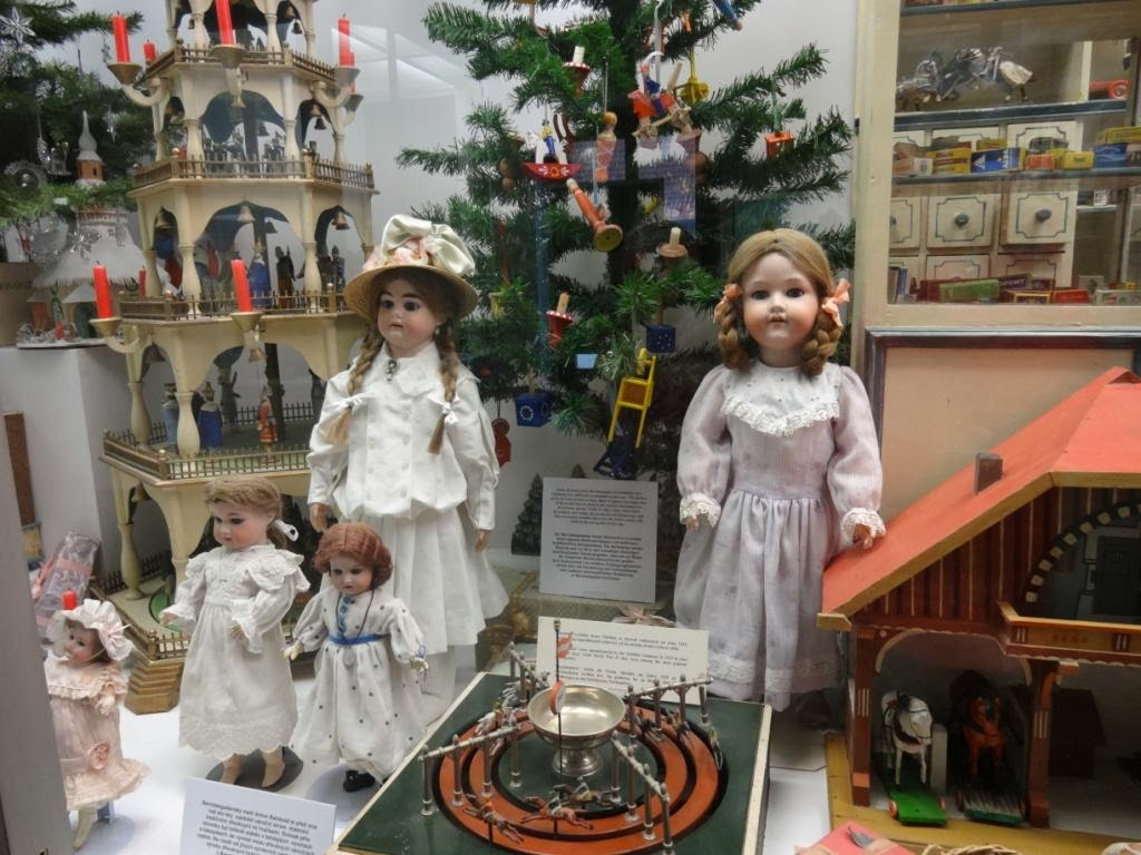 Английские куклы