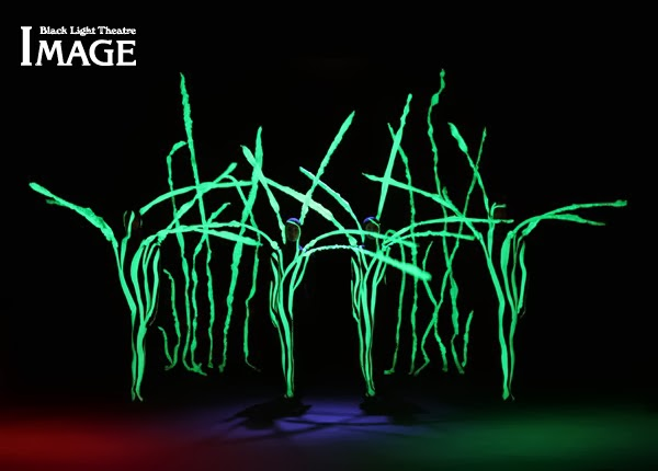 "Театр Теней ""Image Black Light Theatre"""