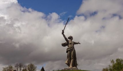 Автопутешествие в Калмыкию. Часть 1 – Прогулка по Волгограду