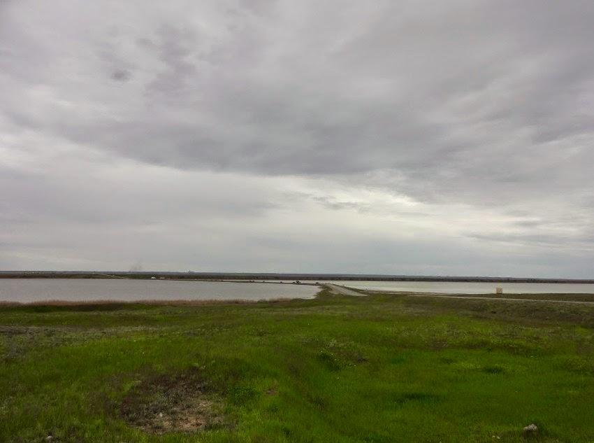 озеро маныч гудило