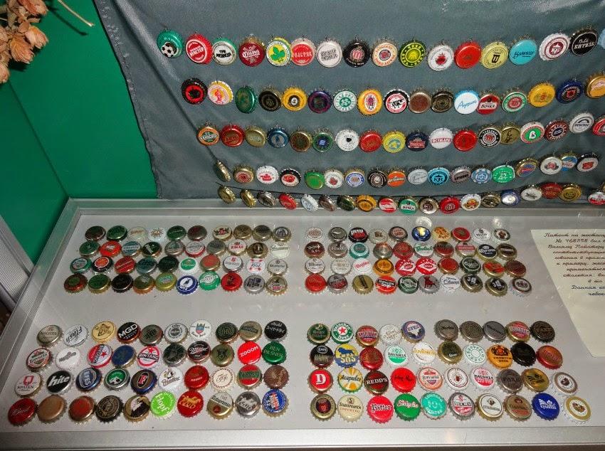 пивные крышки коллекция