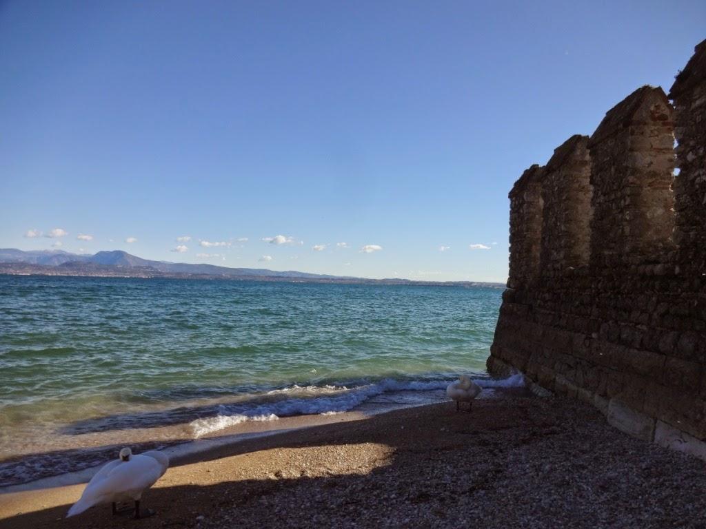 сирмионе замок скалигеров