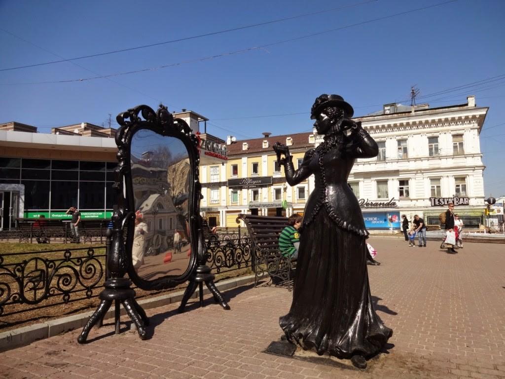 скульптура Большая покровская