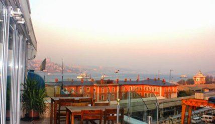 Стамбульские заметки: отель Hurriyet Hotel