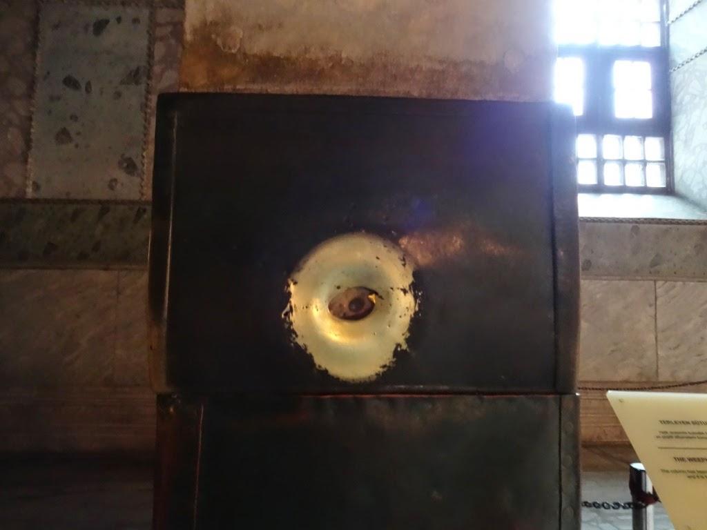 колонна желаний айя софия