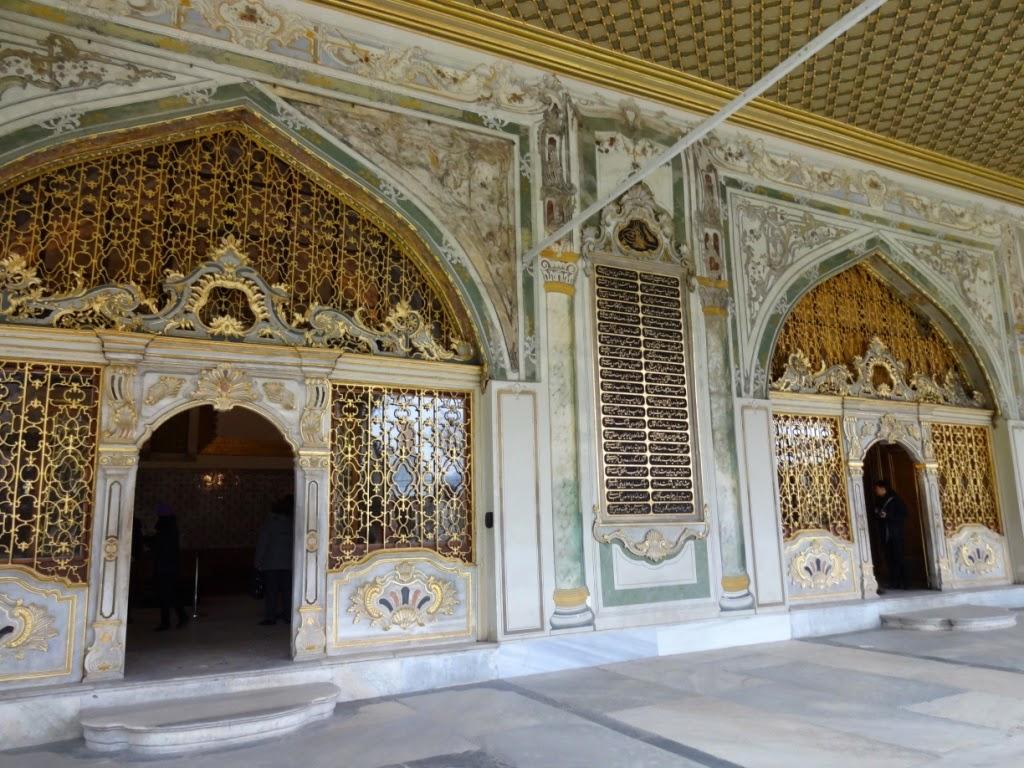 дворец топканы стамбул