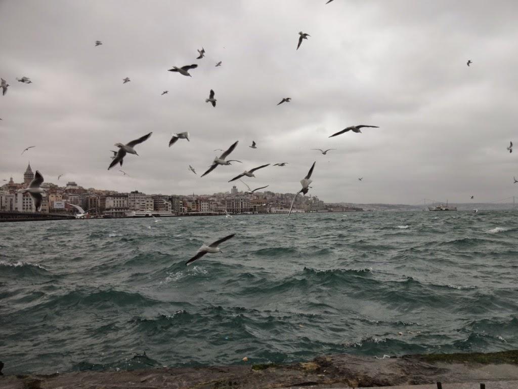Стамбул пролив босфор