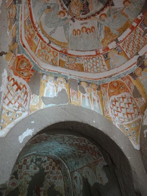 Церковь в Каньоне Ихалара