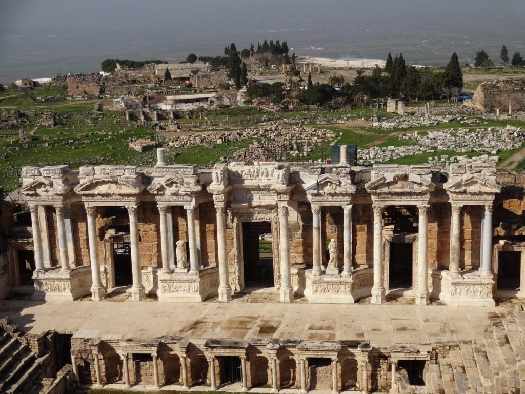 театр иераполис