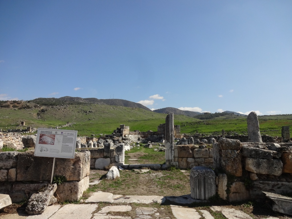 кафедральный собор иераполис