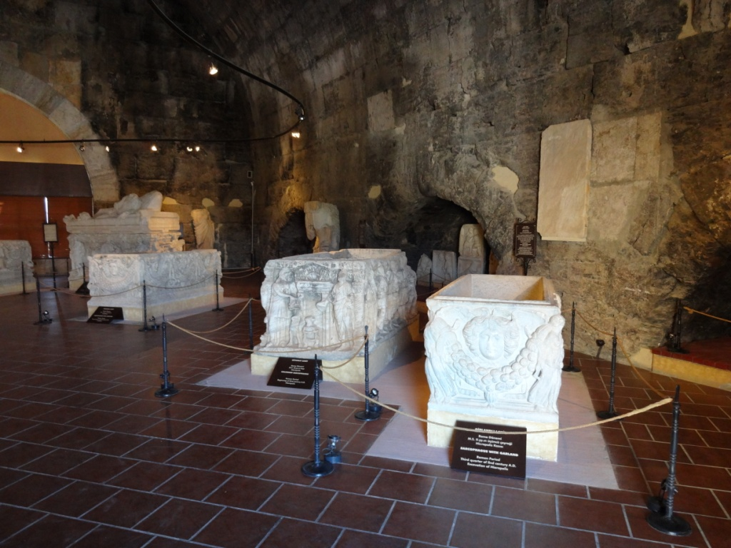 музей археологии иераполис