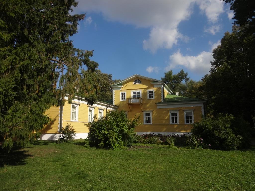 усадьба Пушкина в Болдино
