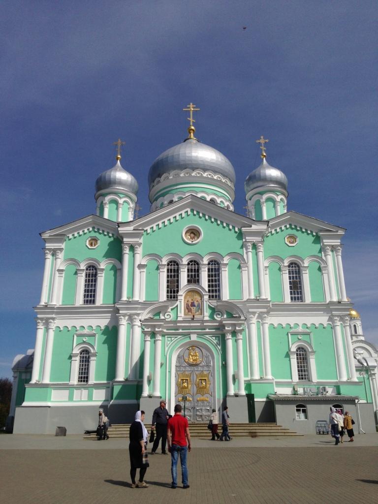 троицкий собор дивеево