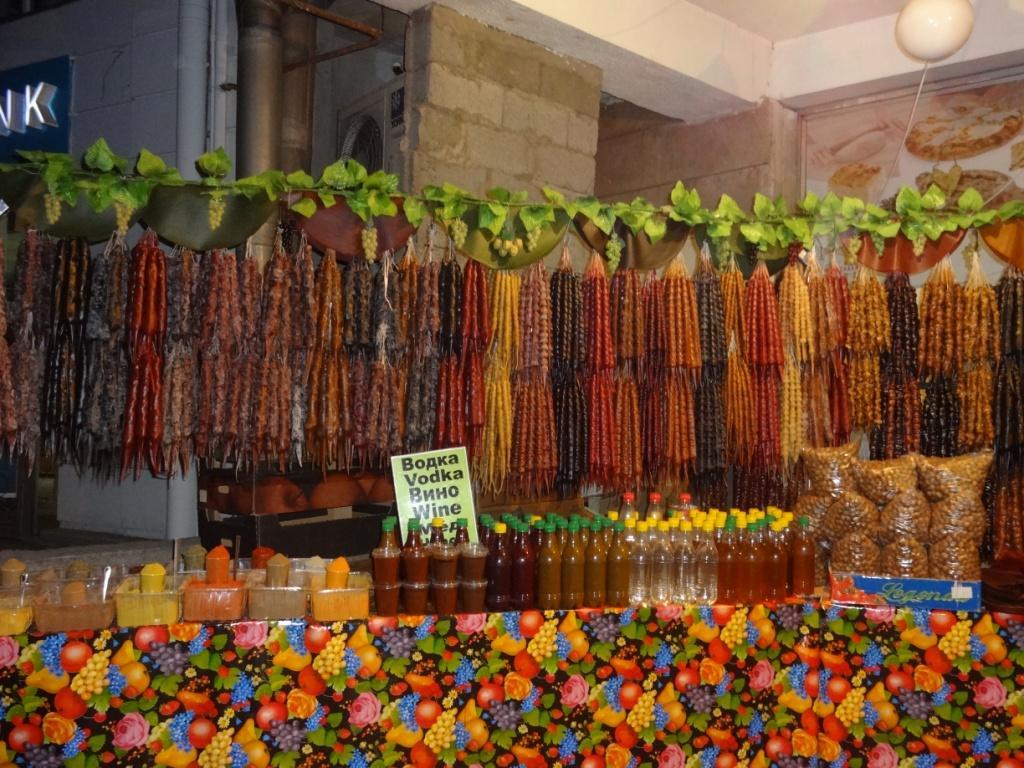 чурчхела тбилиси