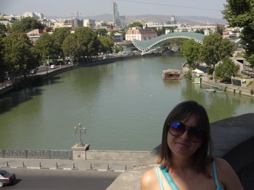 тбилиси кура мост мира