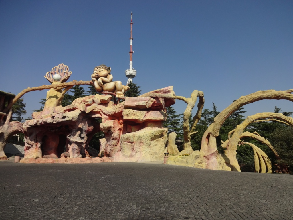 парк Мтацминда