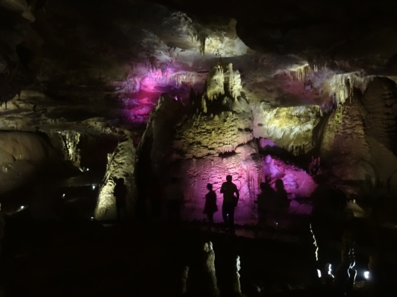 пещера прометея грузия кутаиси