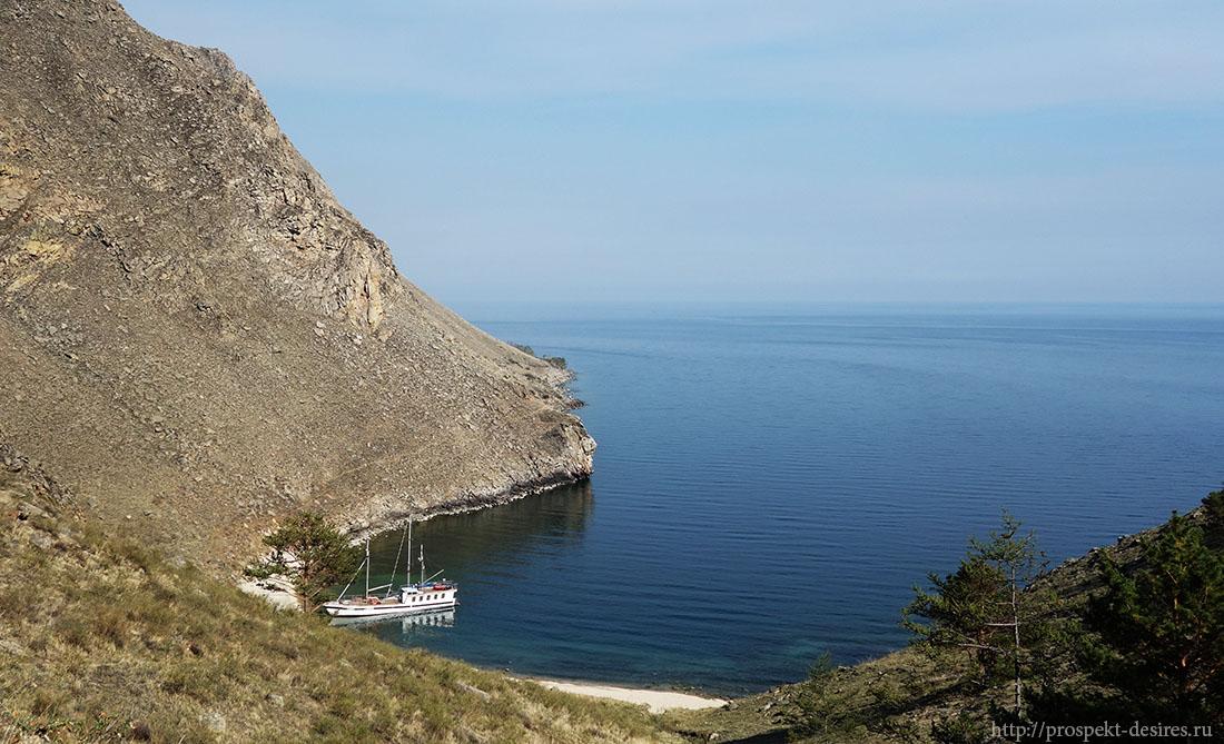Халзаны Ольхон Большое море