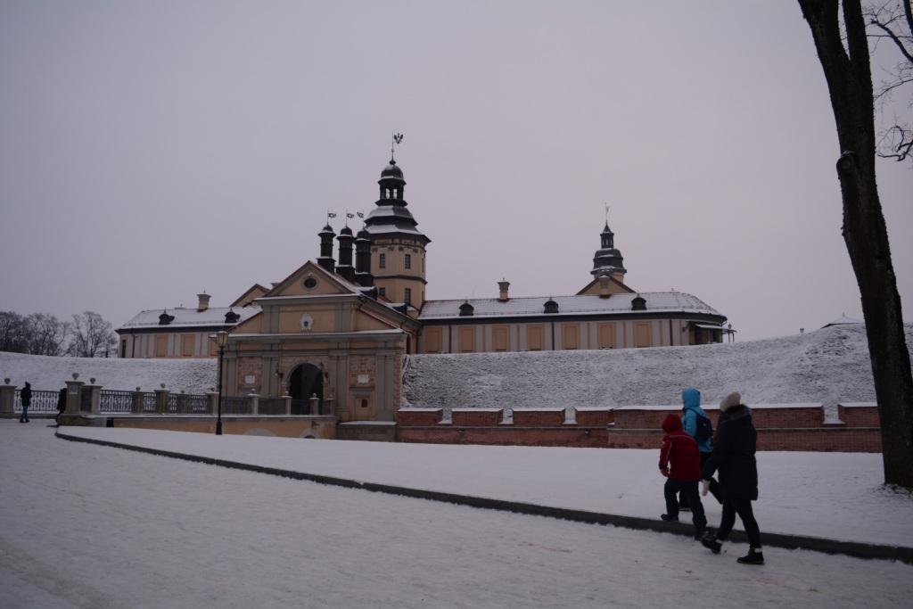 замок Несвиж Белоруссия