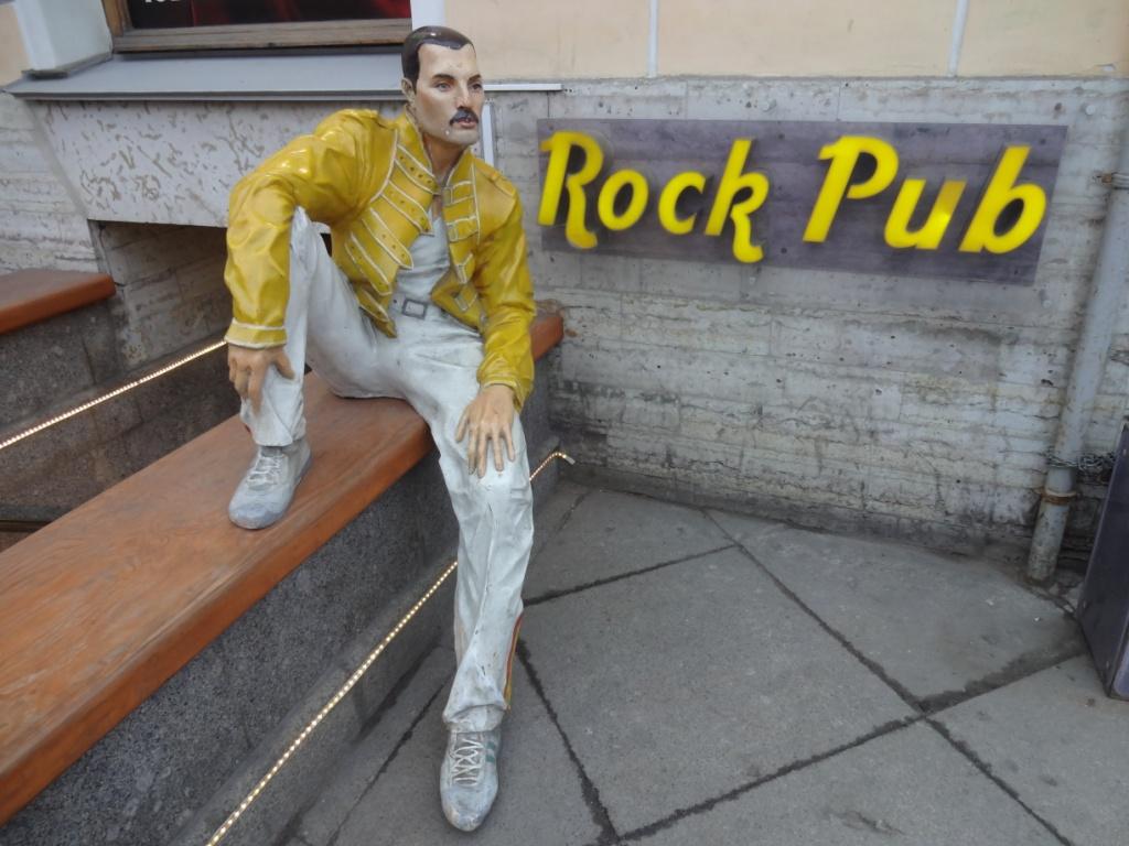 рок бар Невский