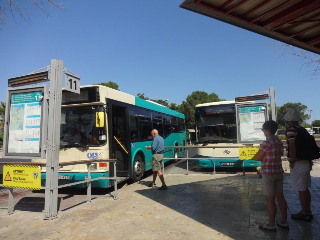 автобусная станция валетта