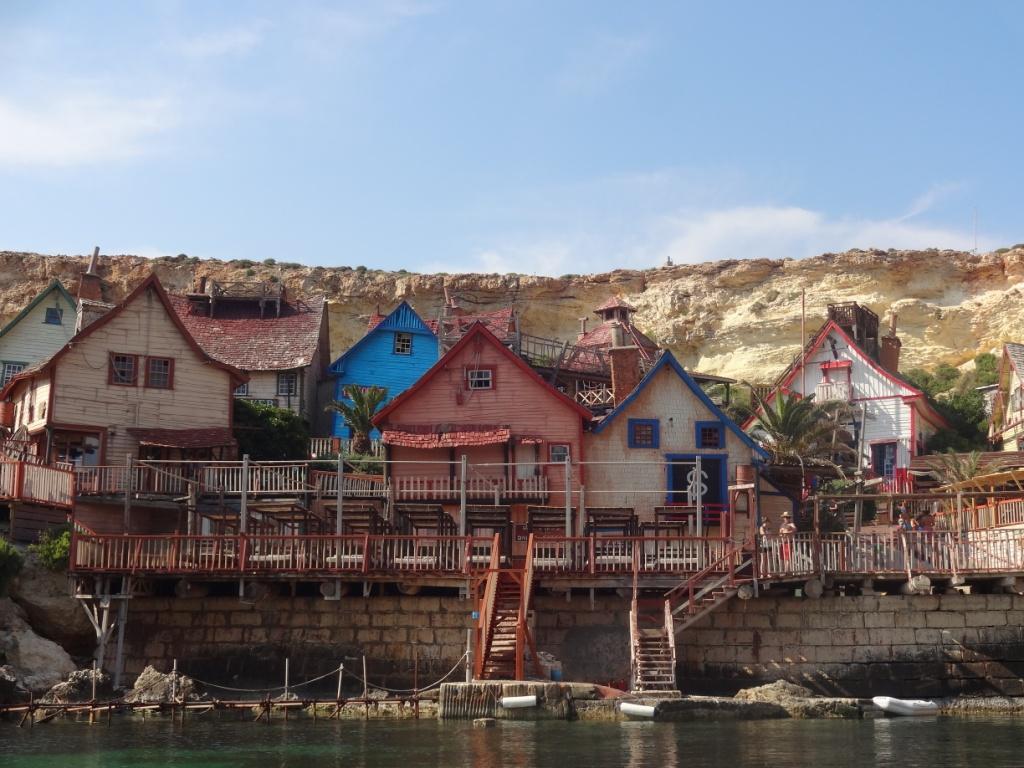 деревня Попай Мальта