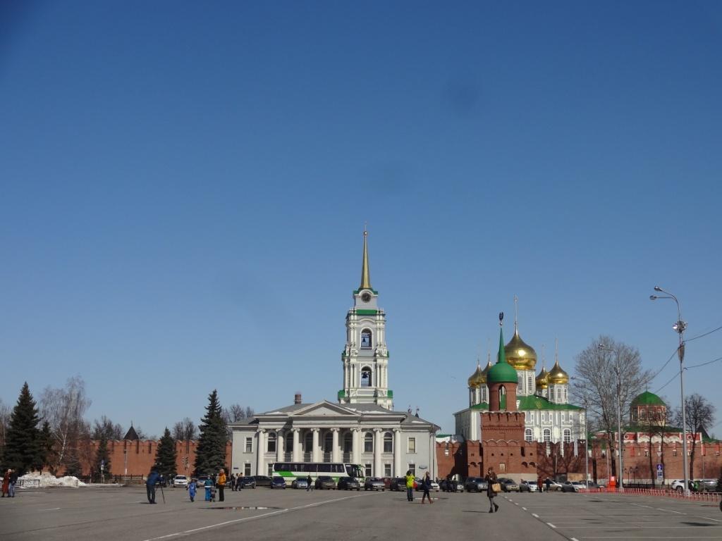 тула кремль успенский собор