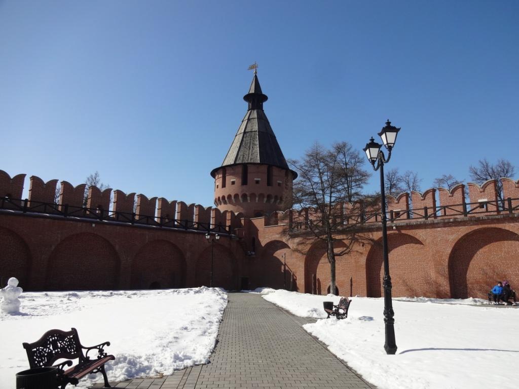 тула кремль