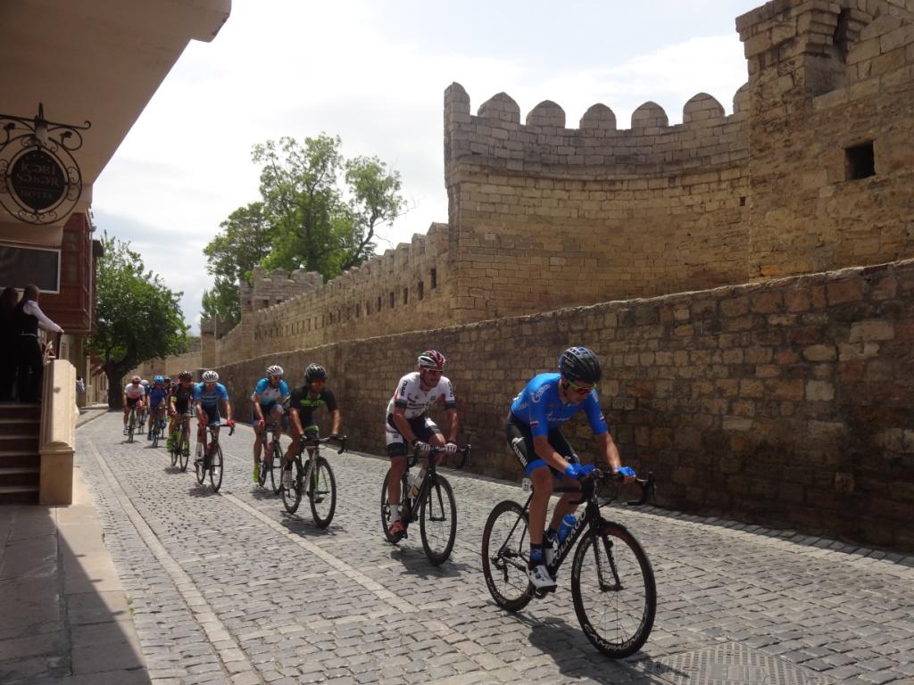 Tour d'Azerbaïdjan 2016