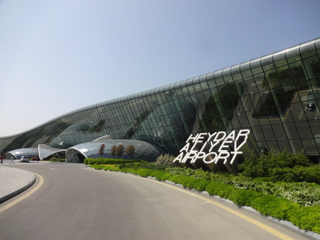 аэропорт гейдара алиева баку