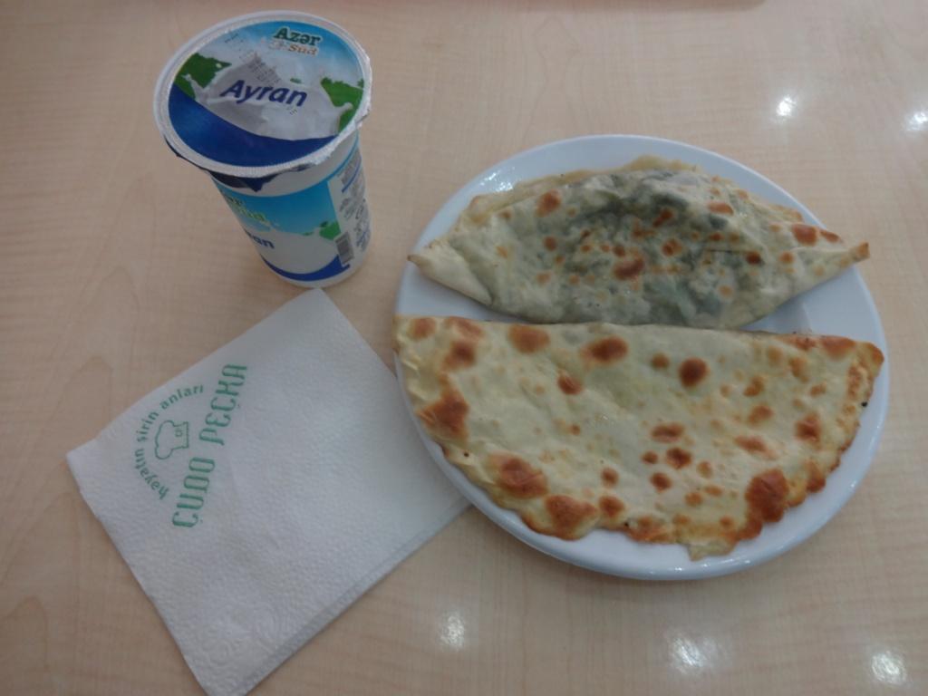 кутаб айран еда азербайджан