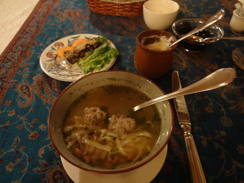суп эришде азербайджан