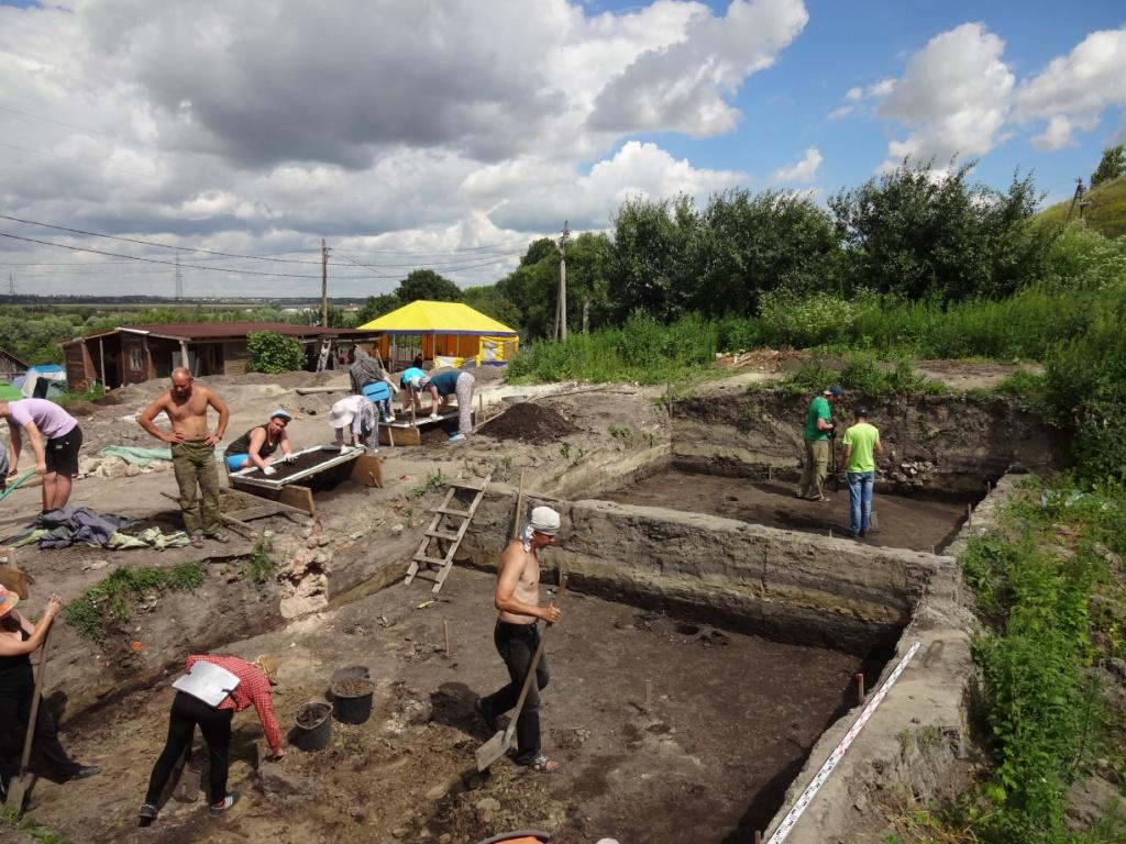 старорязанская археологическая экспедиция