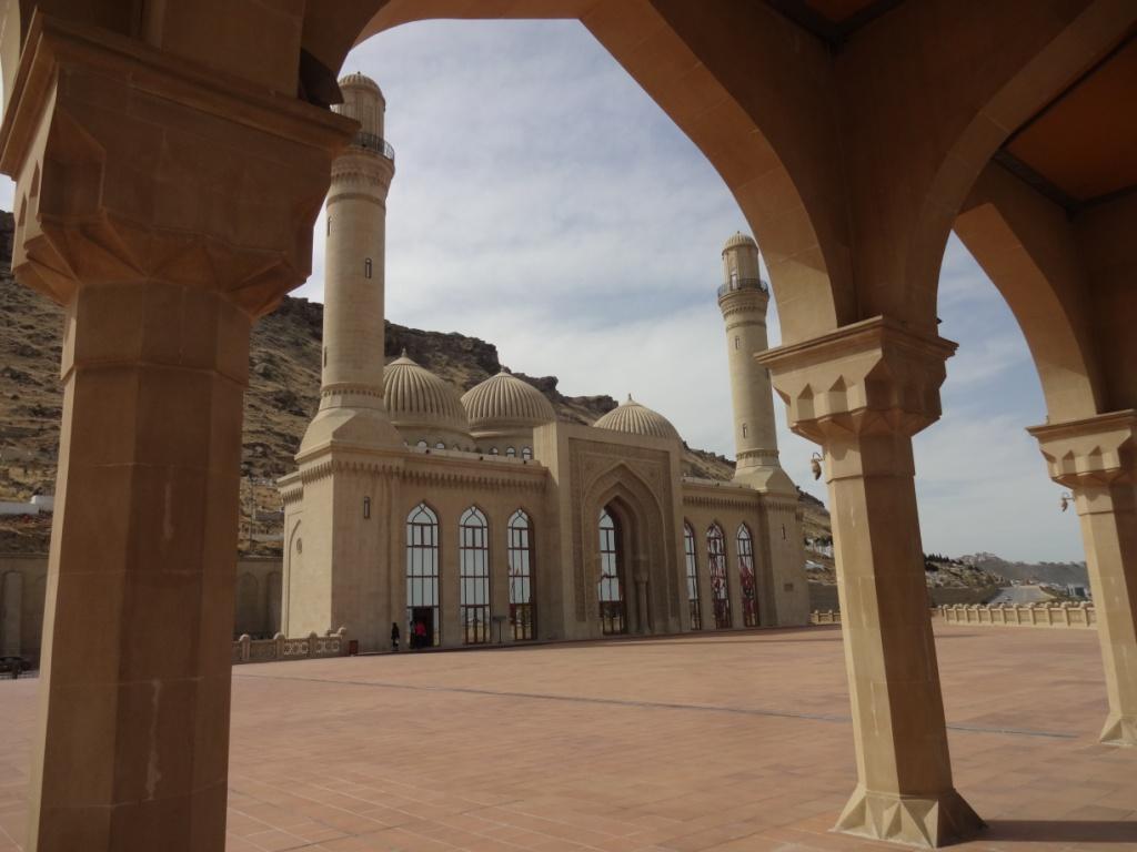 Биби Эйбат мечеть Баку