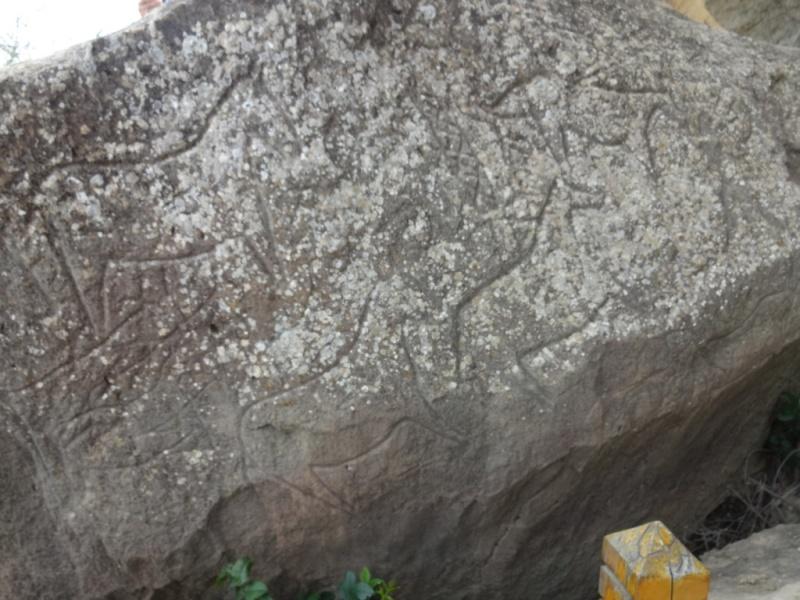 гобустан петроглифы