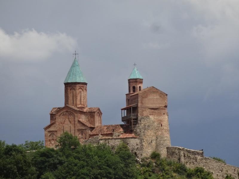 крепость греми кахетия