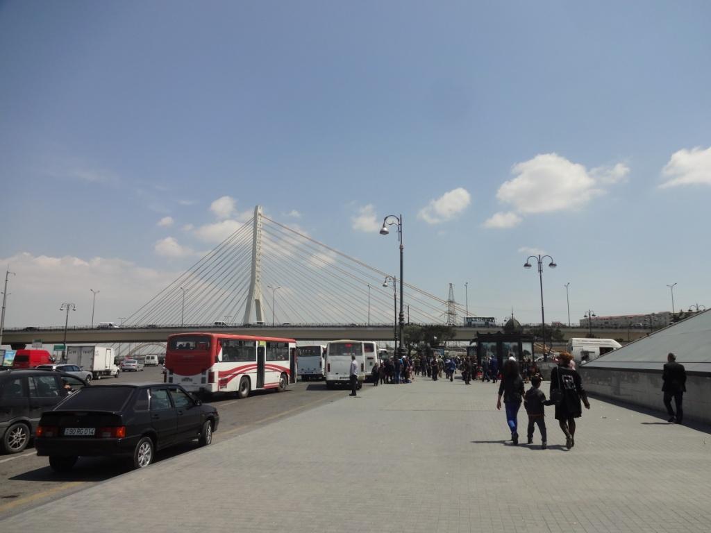 автобусная станция баку