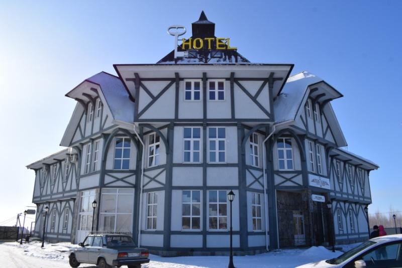отель ключ сартаково